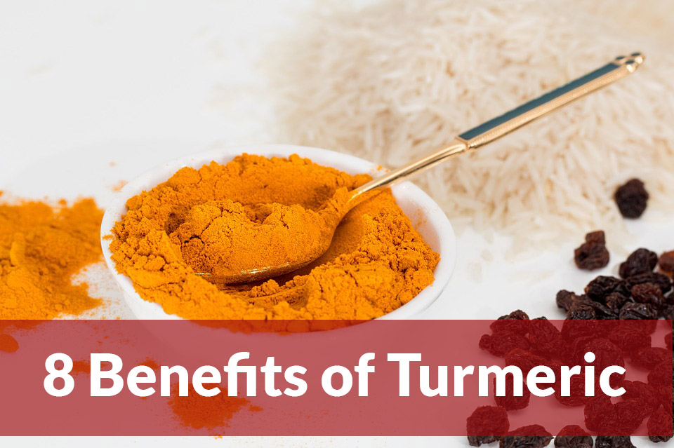 Turmeric Power: The Benefits From the Most Powerful Herb