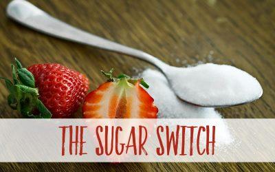 Sugar Switch: Top 5 Healthy Sugar Substitutes