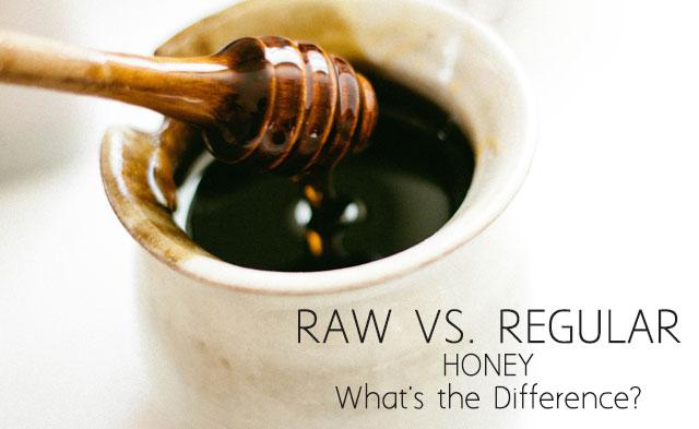 Raw Honey vs Regular Honey: So What's the Difference