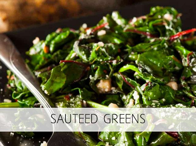 Sautéed Greens