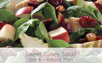 Sweet Turkey Salad (RA) Day 8