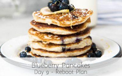 Blueberry Pancakes (RA) Day 9
