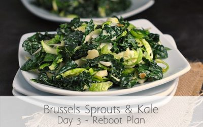 Brussels Sprouts & Kale (RA) Day 3