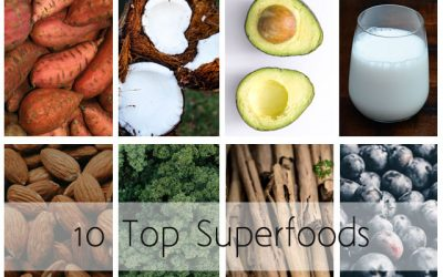 Superfoods: 10 Top Superfoods to Add To Your Diet