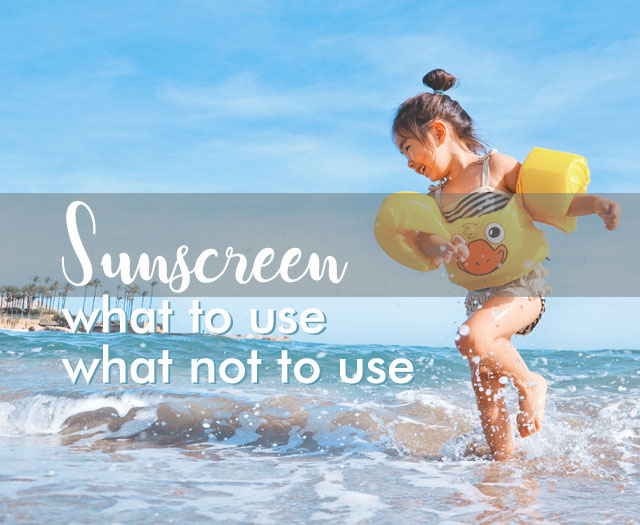 The Best Sunscreens to Use and What to Avoid This Summer