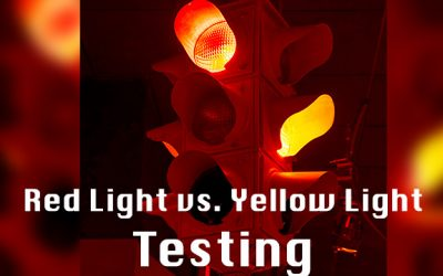 Medical Testing: Red Light vs. Yellow Light Explained